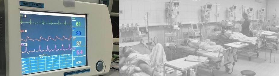Thiết bị đo cung lượng tim và các thông số huyết động bằng phương pháp trở kháng ngực BK-NICO
